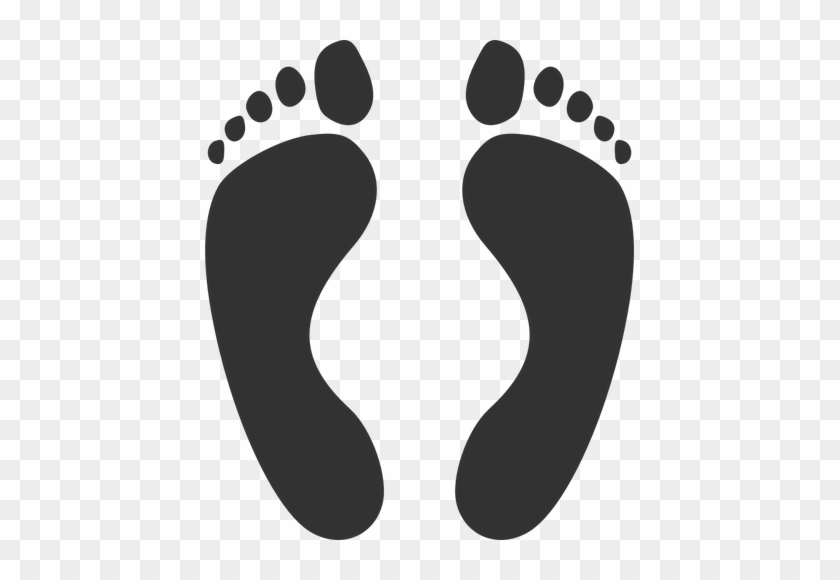 footprint vector feet png free transparent png clipart images download footprint vector feet png free