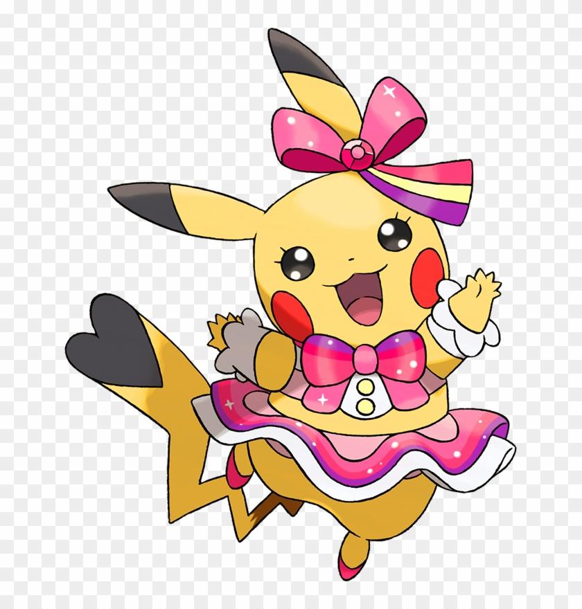 6027 Pok 233 Mon Shiny Pikachu Popstar Www Cosplay Pikachu