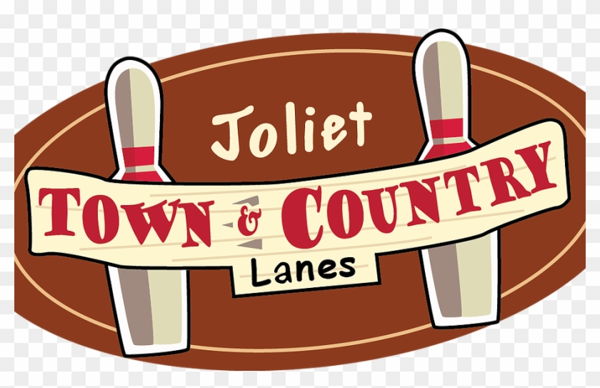 Joliet Town And Country Lanes Logo - Joliet Town & Country Lanes #755074