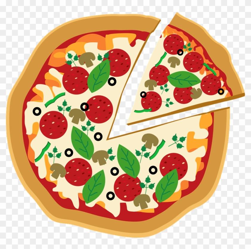 Wondrous Design Ideas Clipart Pizza Luh Happy S Profile - Pizza Clipart #755626
