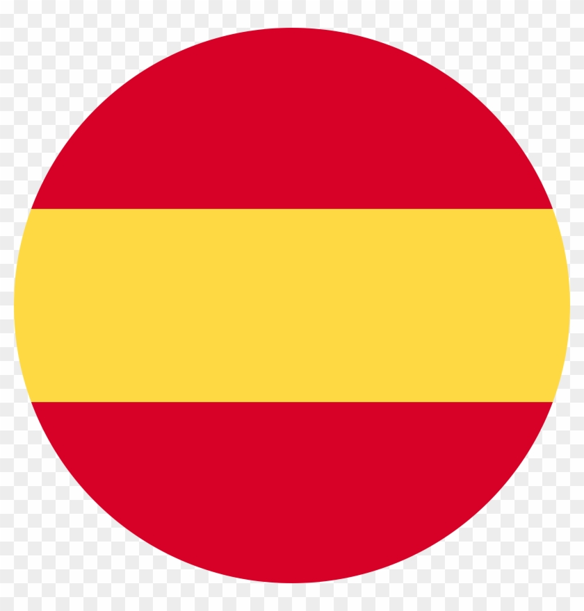 Big Image Spanish Flag Round Png Free Transparent Png Clipart Images Download