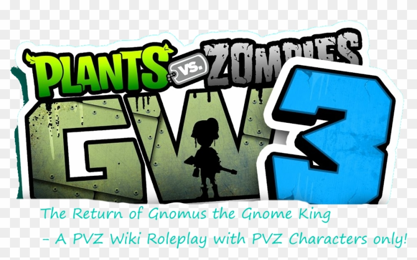 Pvz Gw3 The Return Of Gnomus The Gnome King - Plants Vs