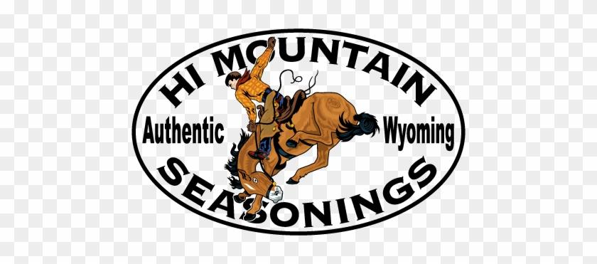 Hi Mountain Seasonings - Hi Mountain Salmon Rub Blend Western Style Seasoning #757073