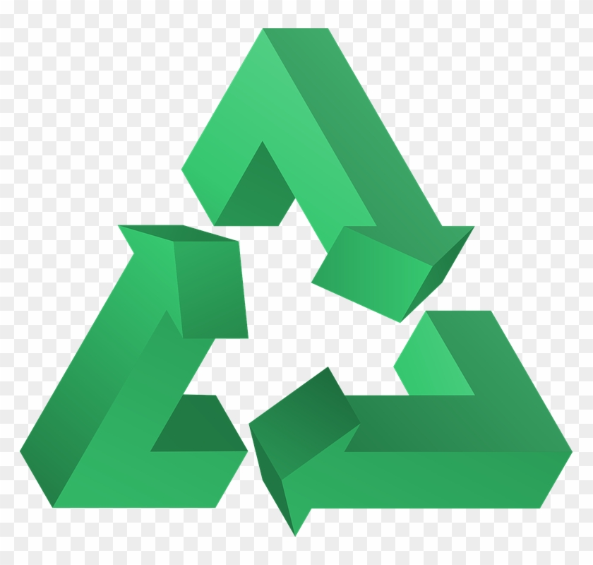 Reduce Reuse Recycle Symbol Reduce Reuse Oe Recycle Process Free