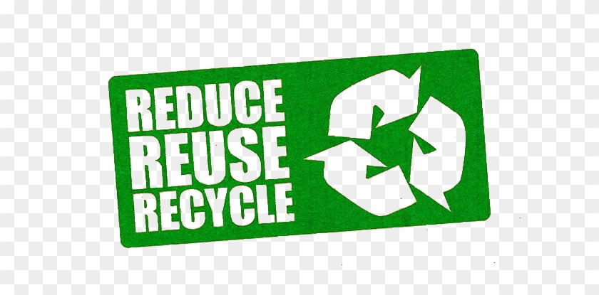 Reducereuserecycle - Reduce Reuse Recycle Png #758204