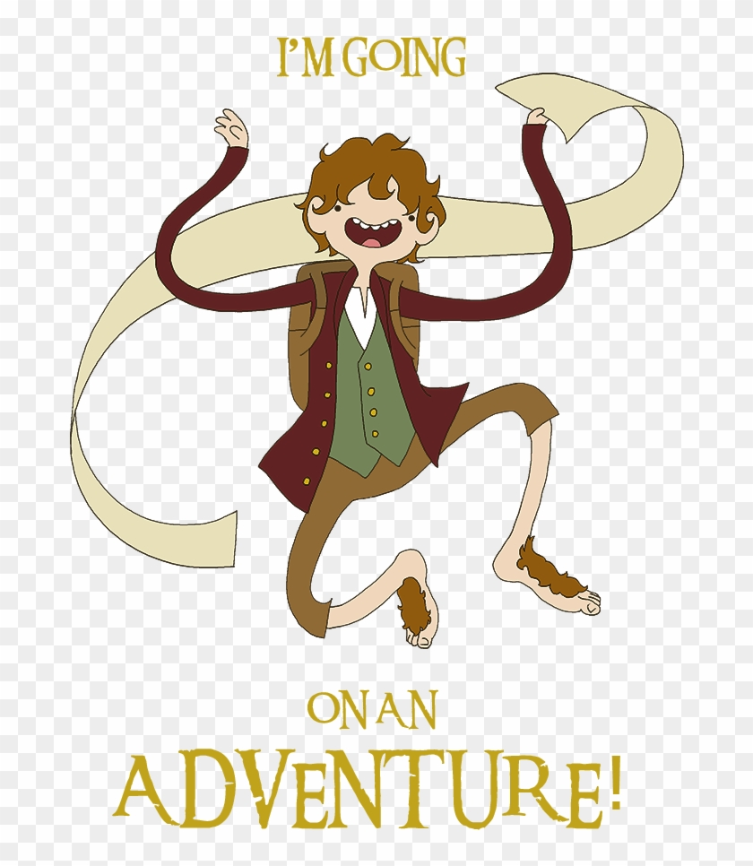 'm Going Onan Adventure Finn The Human Marceline The - Adventure Time Style #758299