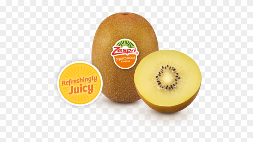 Refreshing Juiciness And Sweet Taste - Types Of Kiwi Fruit #758490