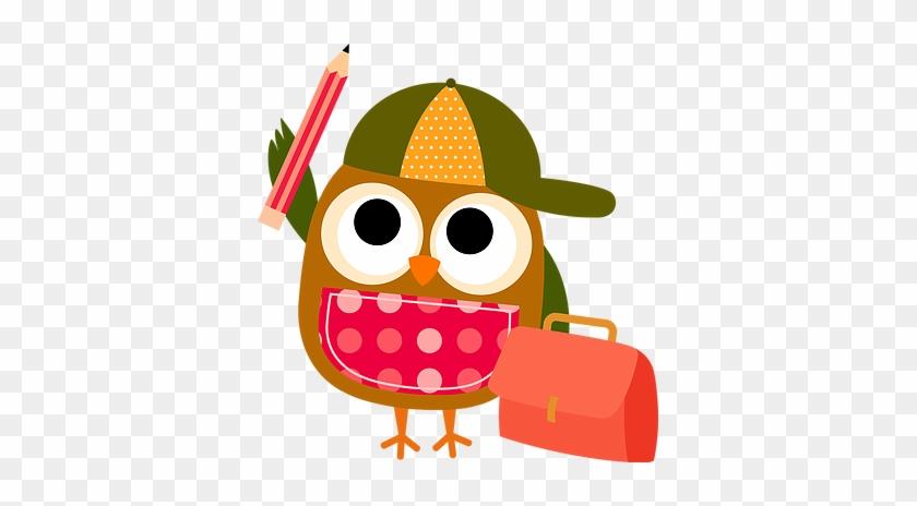 Pratiquer Des Chansons À La Maison - Colorful Owls Birthday Banner Personalized Party Backdrop #758948