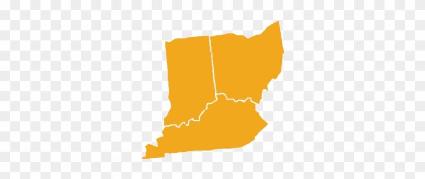 map of ohio indiana and kentucky Network 9 Service Area Map Ohio Indiana Kentucky Map Free map of ohio indiana and kentucky