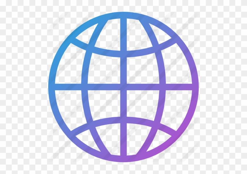 Earth Grid - Globe Grid #760822