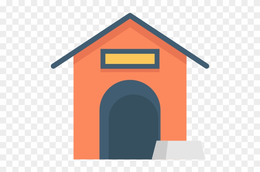 Dog House Free Icon - Law #761344