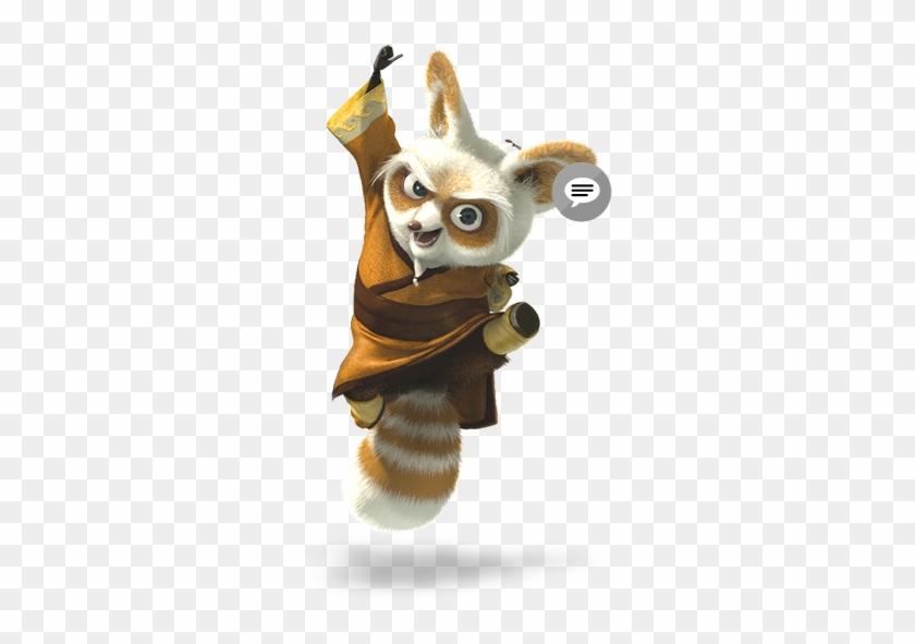 Shifu - Kung Fu Panda 2 - Free Transparent PNG Clipart Images Download