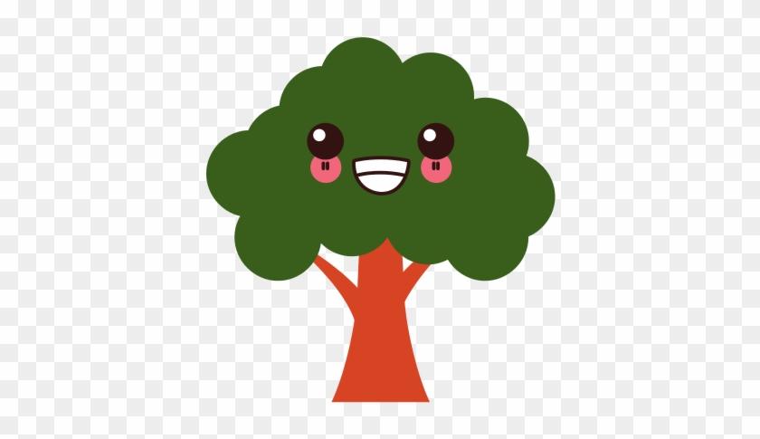 Tree Eco Symbol Vector Icon Illustration Imagenes De Arboles