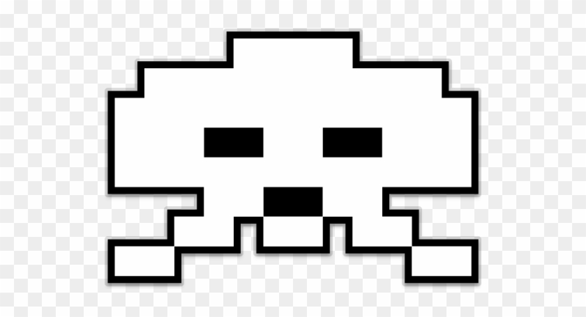 Space Invaders Png Pic - Space Invaders Alien Types #762215