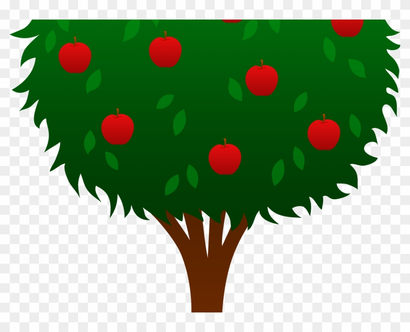 Pretentious Design Ideas Apple Tree Clip Art Free - Lemon Tree Clipart #762587