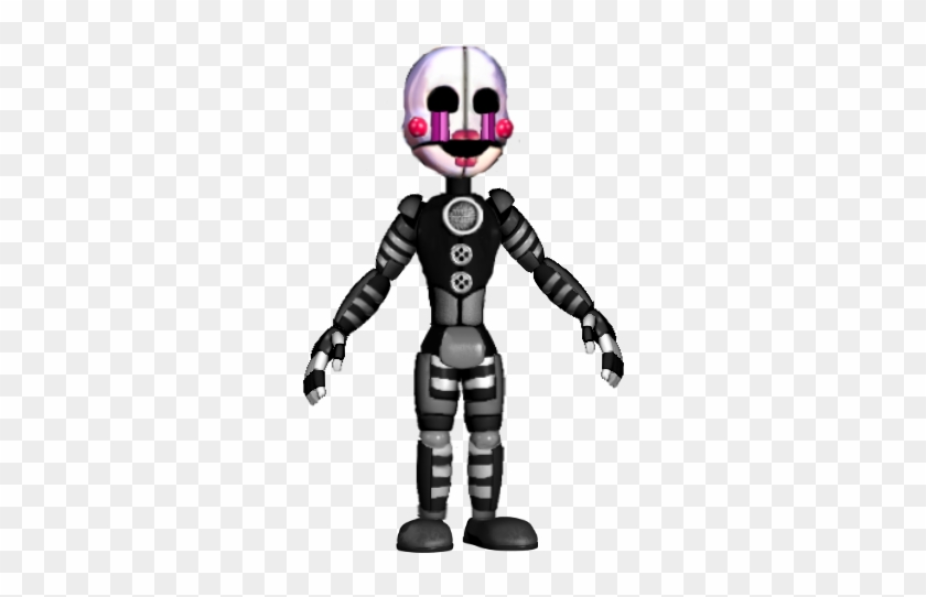 Funtime Puppet By Fnafeditorist50 - Adventure Funtime Puppet