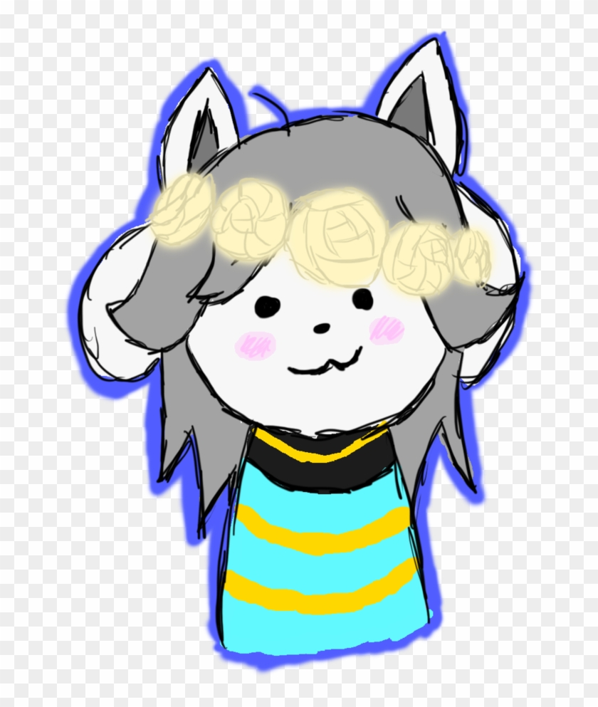 Temmie flower crown by prince galaxii on deviantart cartoon free temmie flower crown by prince galaxii on deviantart cartoon izmirmasajfo