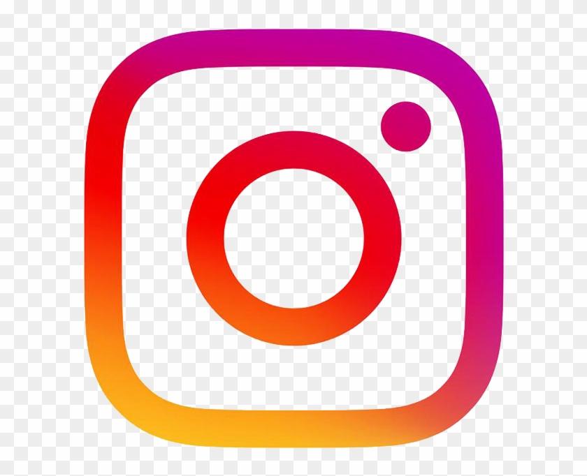 Instagram Clipart Icom - Instagram Logo Png - Free