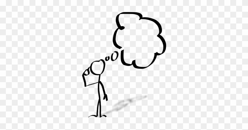 Someone Thinking Clipart Unusual Design Ideas Person - Person Thinking #766713