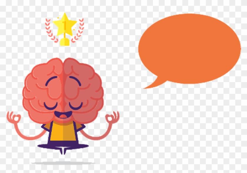 Human Brain Icon - Enhance Your Memory: Power Of Third Eye #767201