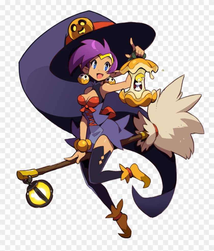 Shantae And The Pirate's Curse Risky #767427
