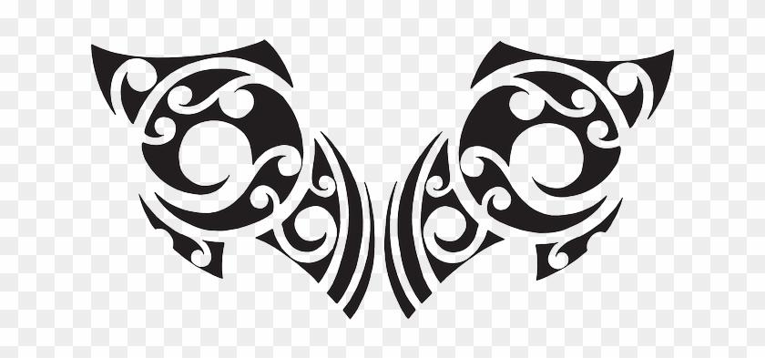 Symmetrical Design, Shape, Art, Abstract, Swirls, Symmetrical - Tribal Patterns #767522