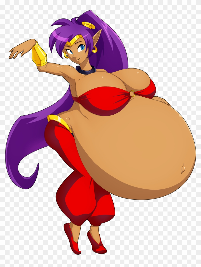 Half-genie Hero Shantae And The Pirate's Curse Starfire - Shantae Big Boobs #767686