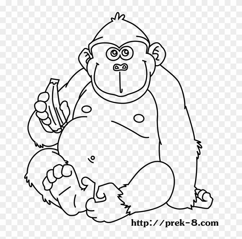 Jungle Animals Coloring Pages, Wild Animals Coloring - Jungle Animals  Coloring Pages - Free Transparent PNG Clipart Images Download