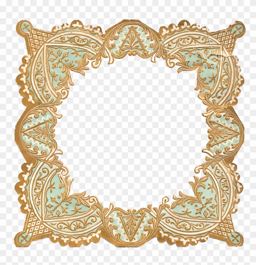 Digital Craft Supply Frame Border Decorative Paper Digital Craft