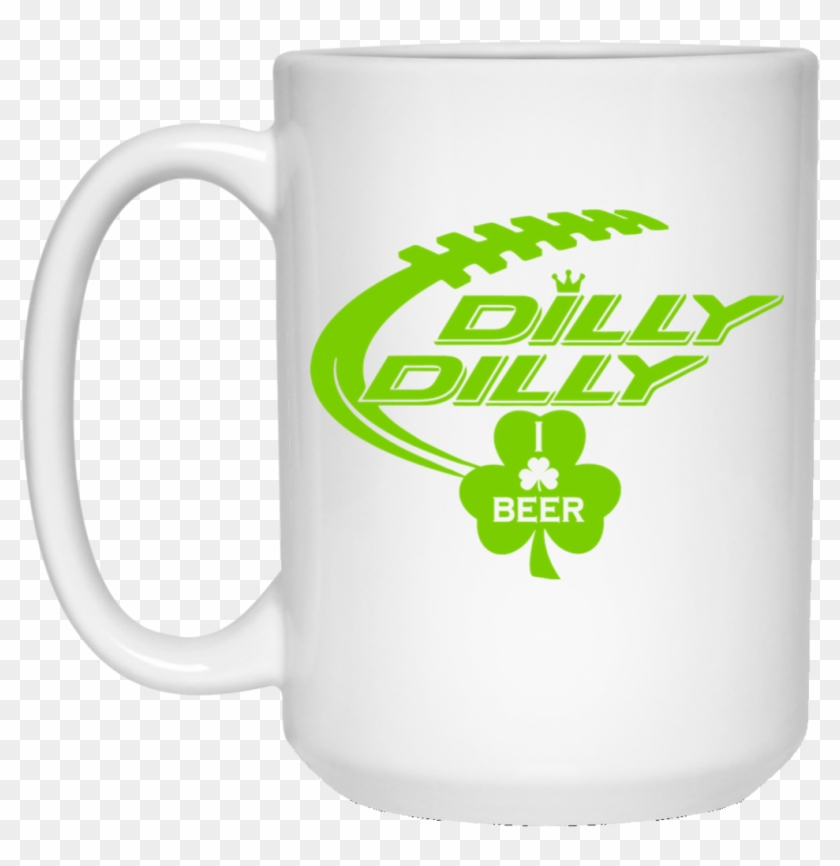 725e8bb79c3 Dilly Dilly St Patricks Day Bud Light I Shamrock Beer - Bud Light Dilly  Dilly Shirt