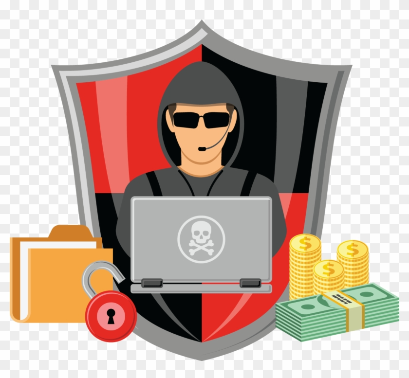 Ransomware Support - Ransomware Png #138345
