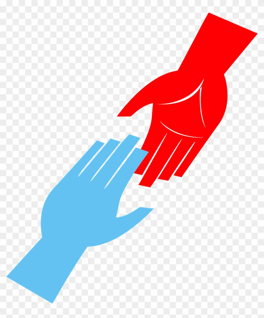 Pre & Post Training Support - Helping Hands Clip Art #138349