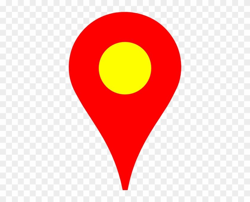 Location Mark Clip Art - Location Clip Art Png #138362