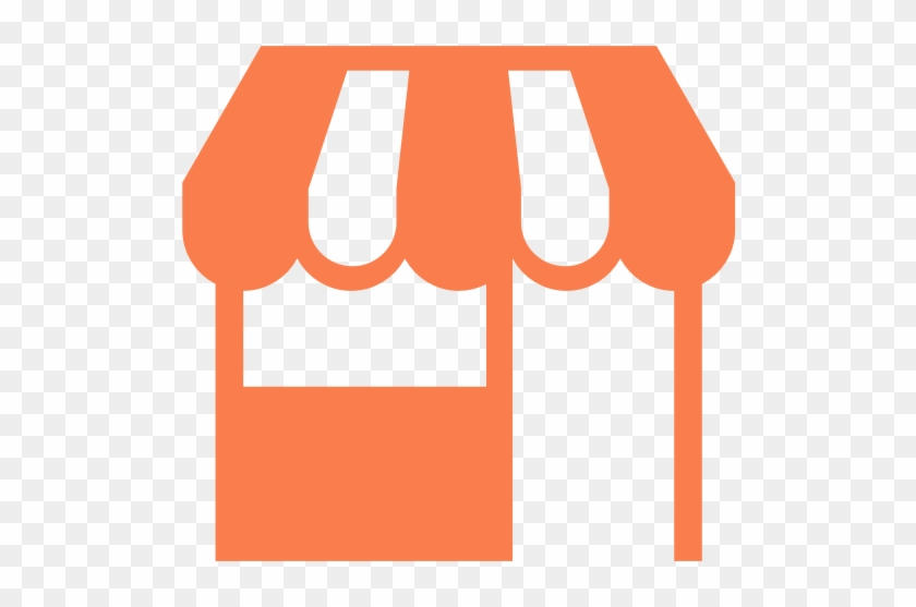 Common Wisdom Says That Stores Are Dead, Traditional - Store Front Png Icon #138400
