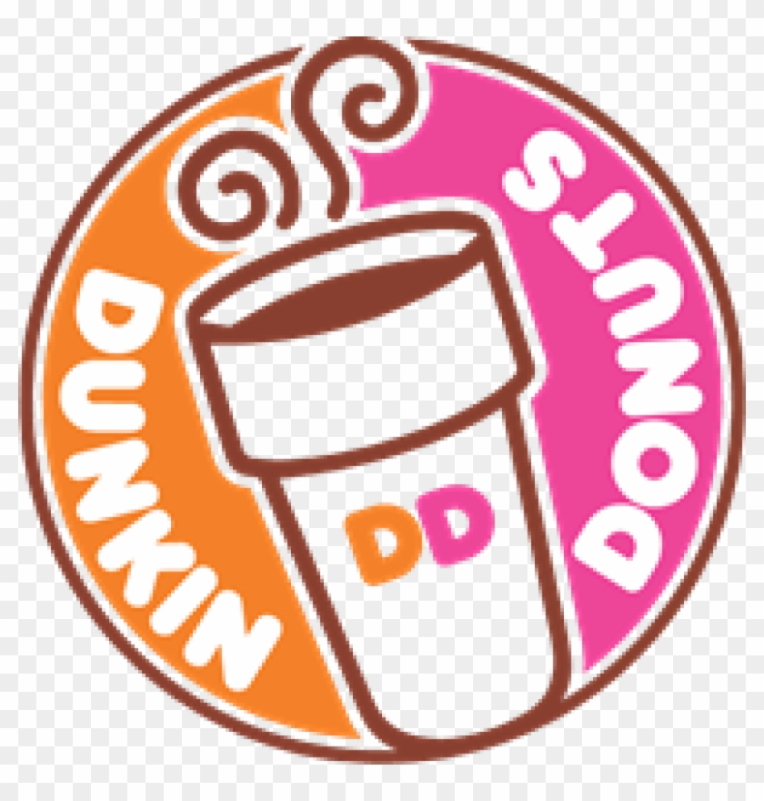 Dunkin Donuts First Location Announced - Dunkin Donuts Logo Png #138480