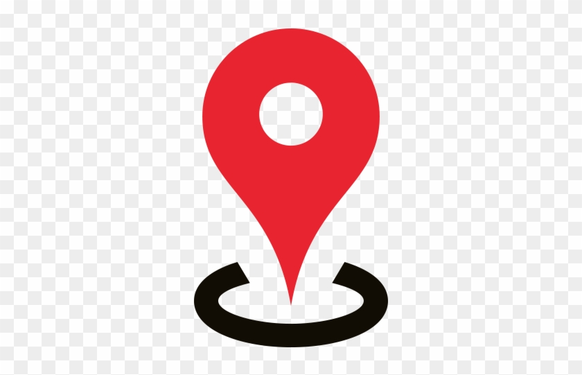 Location Icons - Location Png #138539