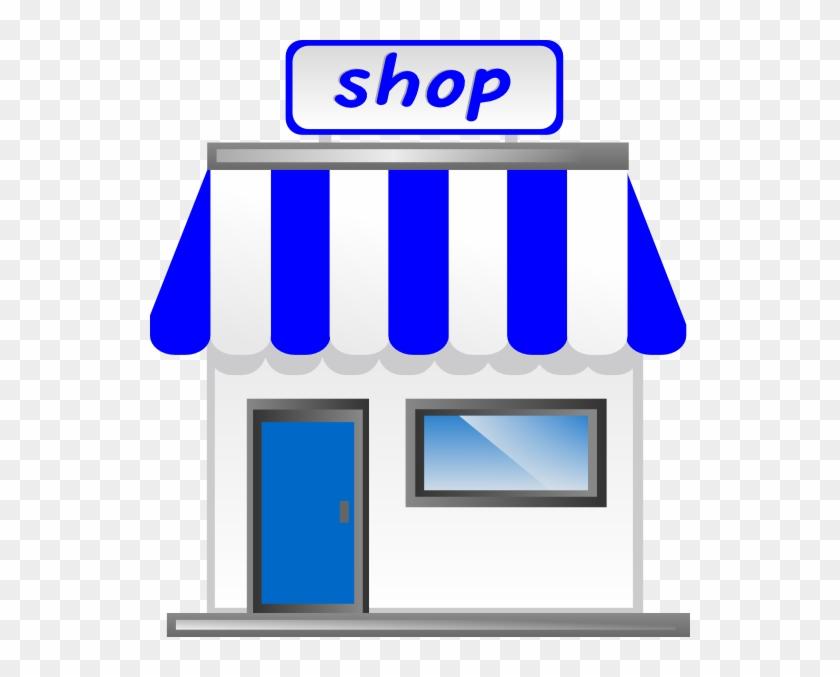 Shop Clip Art - Shop Clip Art #138581