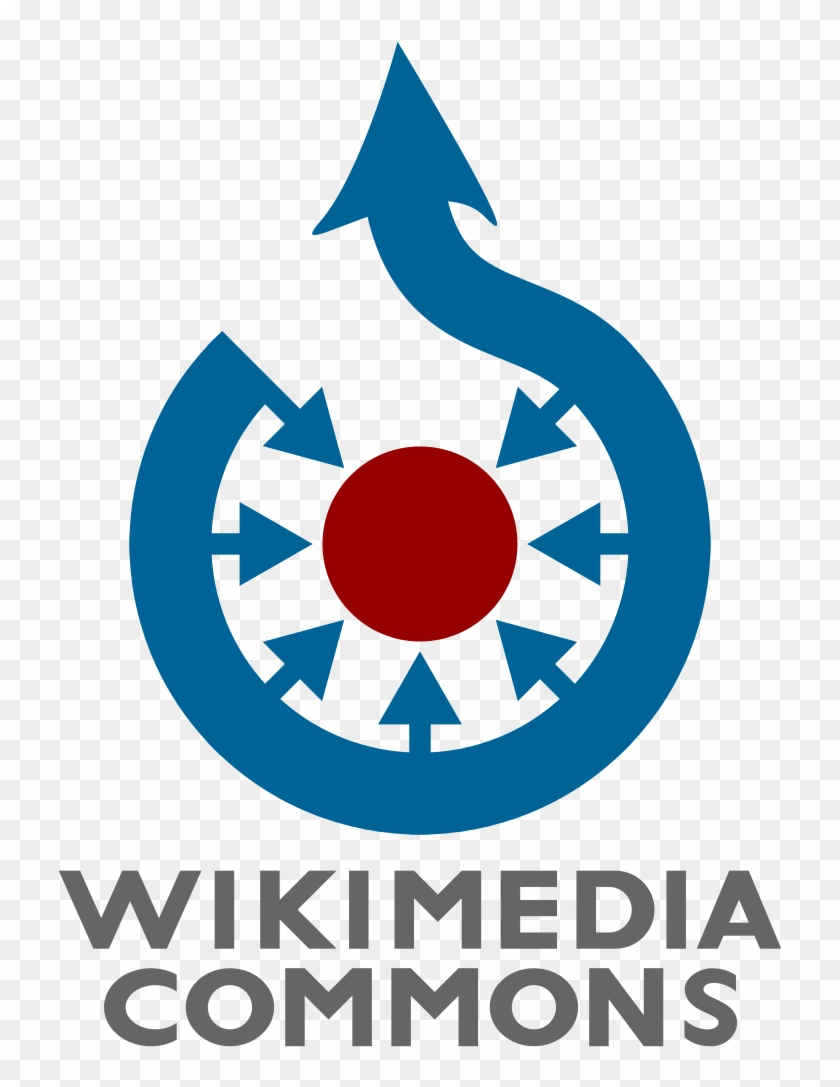 Wikimedia Commons Logo #138631