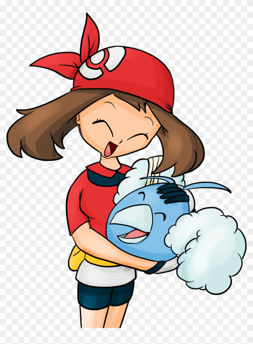 May And The Swablu By Juacoproductionsarts May And - Swablu #138691