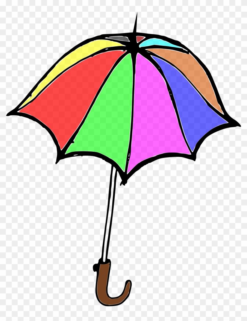 Umbrella - Concepto De Abierto Y Cerrado #138763