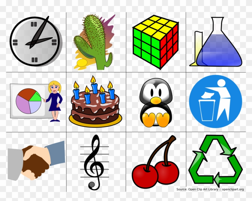 Image Of Corel Draw Clip Art Library Medium Size - Non Print Sources Examples #138942