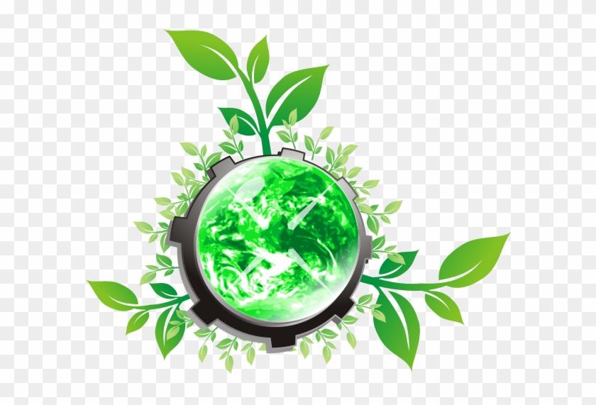 World Png Clip Arts - Green World Clip Art #139000