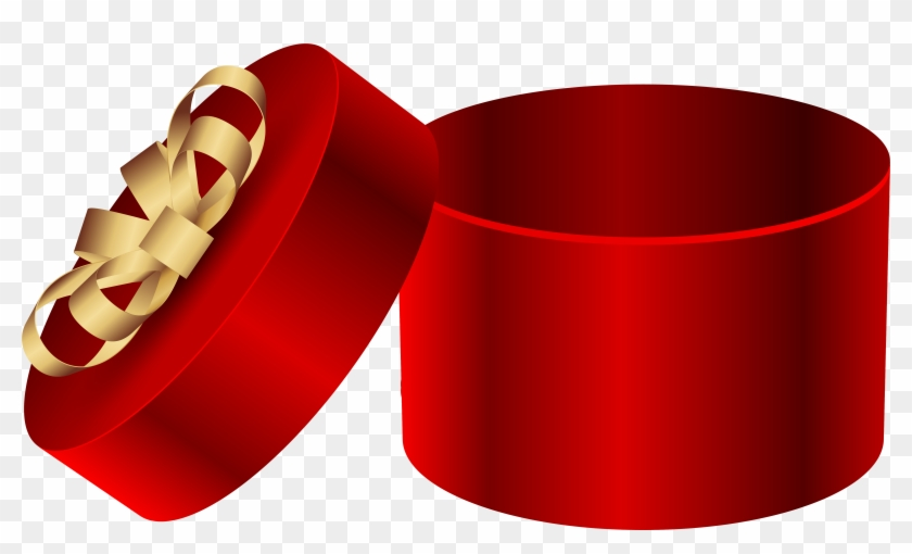 Box Clipart Opened - Open Gift Box Png #139009