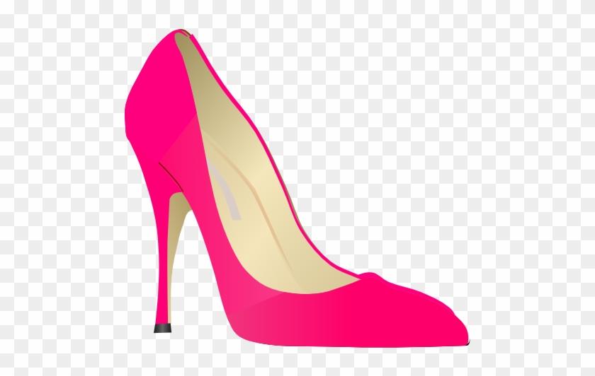 High Heel Clip Art At Vector Clip Art - Clip Art High Heel #139075