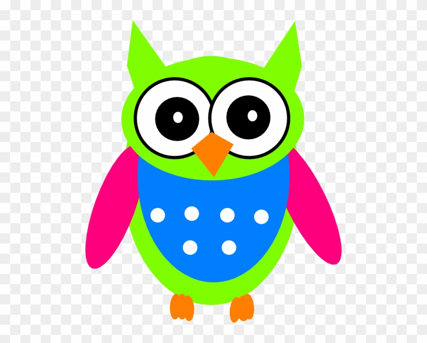 Green Owl Clipart - Transparent Background Owl Clipart #139107