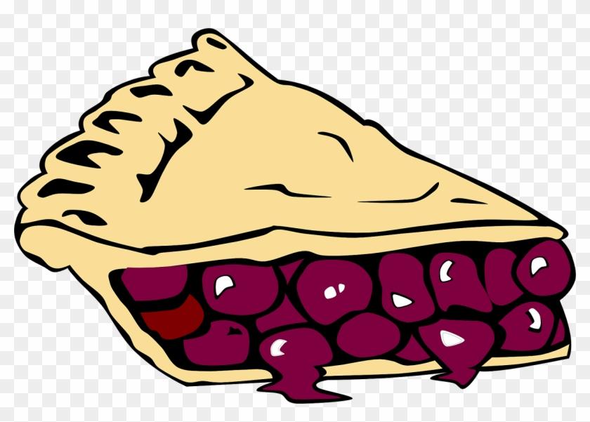 Pie Clip Art - Blueberry Pie Clipart #139108