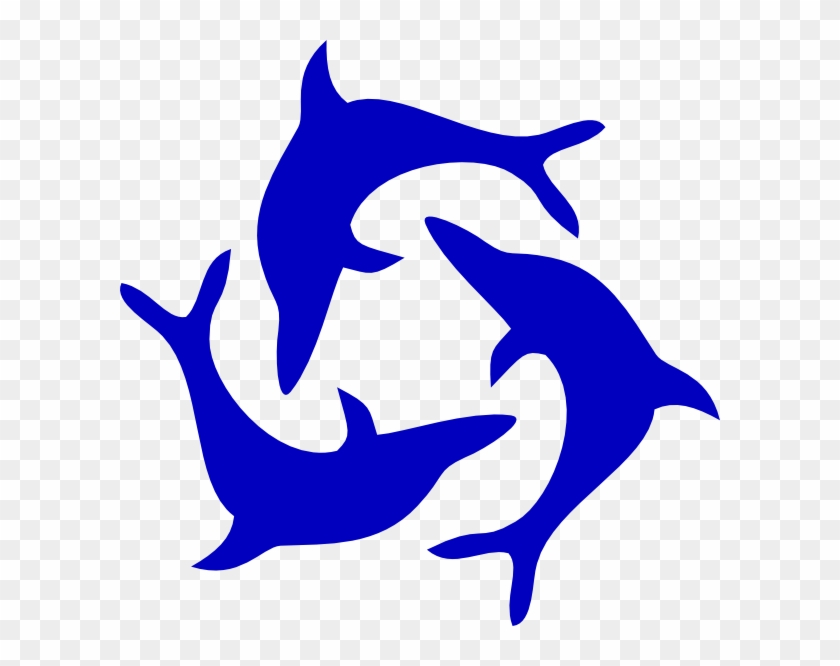 Dolphin Clip Art Black And White 105393 - Dolphin Clip Art #139413