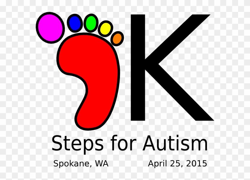 Steps For Autism Clip Art - Patrina Sattiewhite Walter, Od #139418