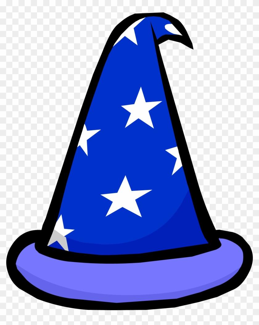 Wizard - Club Penguin Wizard Hat #139459