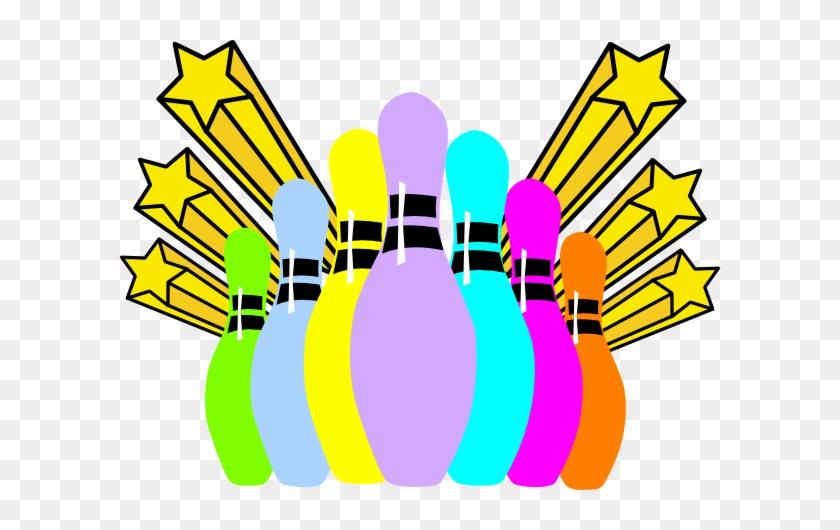 Bowling Alley Clipart 3 Bowling Clip Art Image Free - Ten Pin Bowling Clip Art #139731